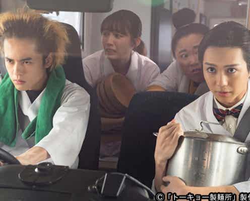 """吉野北人""""赤松""""、江上敬子""""黄本""""が倒れても動じず…"""