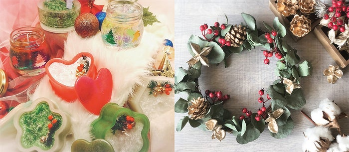 クリスマスガーデン/画像提供:ヒビヤガーデン実行委員会