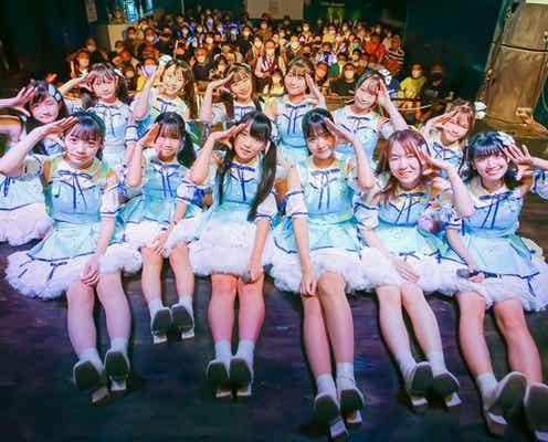愛知県公認アイドル・OS☆Uの妹ユニット、平均年齢15歳の「OS☆K」がステージデビュー