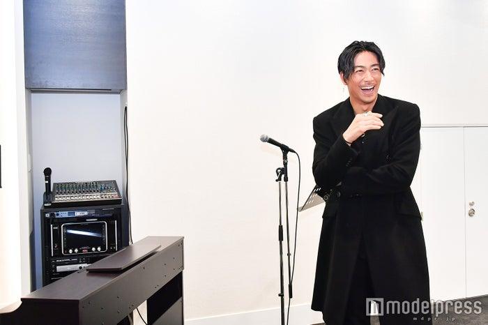 EXILE AKIRA/「EXPG STUDIO」東京校 (C)モデルプレス