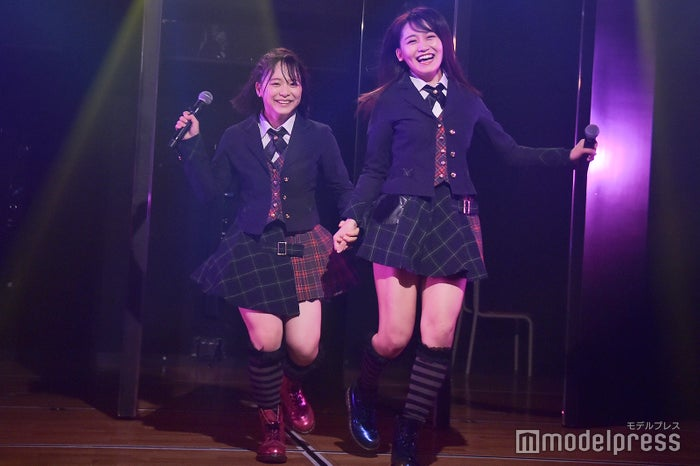 倉野尾成美、小嶋真子/ AKB48込山チームK「RESET」公演(C)モデルプレス