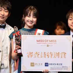 (中央)西尾ゆいさん(C)モデルプレス