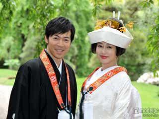東貴博・安めぐみが仏前結婚式 直筆コメント到着