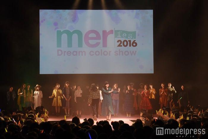 「mer fes.2016」(C)モデルプレス