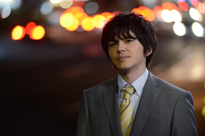 林遣都/「おっさんずラブ」第1話より(C)テレビ朝日
