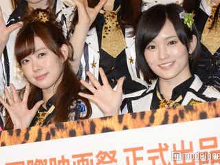 NMB48、グループ初の快挙 サプライズ発表に「開いた口が塞がらない」