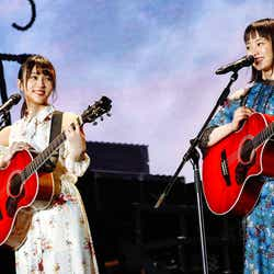小林由依、今泉佑唯「2nd YEAR ANNIVERSARY LIVE」(提供写真)