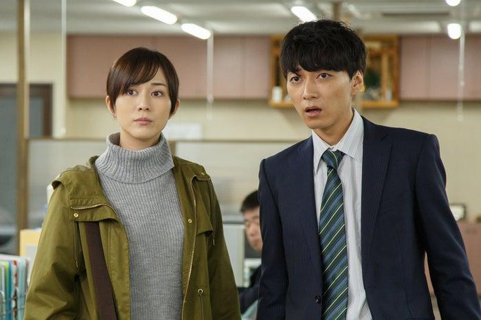 比嘉愛未「越後純情刑事・早乙女真子」より(C)テレビ朝日
