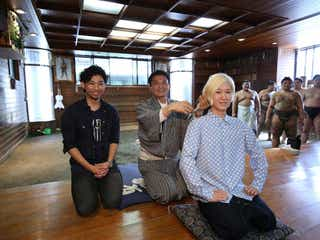 吉田山田、山田義孝のトレードマークである三つ編みを貴乃花親方が断髪