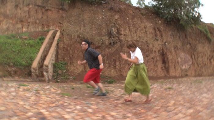 「あいのり:African Journey」第11話より(C)フジテレビ