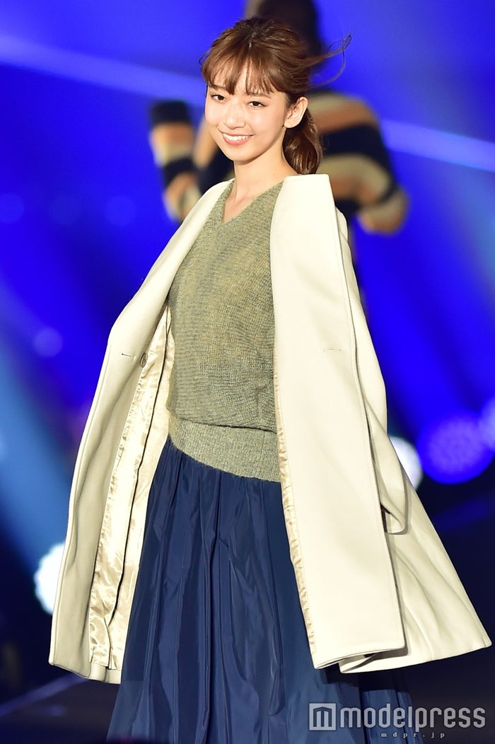 「TGC KITAKYUSHU 2016」に出演した乃木坂46橋本奈々未(C)モデルプレス