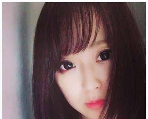 鈴木奈々の大人イメチェンが美しい「別人級」「色っぽい」驚き&絶賛の声