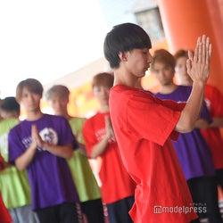 KYOTO SAMURAI BOYS、平安神宮で成功祈願 福澤侑「やっとスタートラインに立てた」