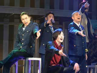 田中涼星と稲垣成弥、2人の奇縁が刑務所に変化をもたらす…舞台『99』ゲネプロレポート