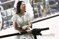 SKE48松井珠理奈が号泣 選挙前コンサートで泣き崩れる<第10回AKB48世界選抜総選挙AKB48グループコンサート>