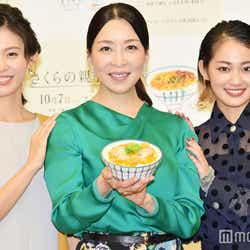 本仮屋ユイカ、真矢ミキ、吉本実憂(C)モデルプレス