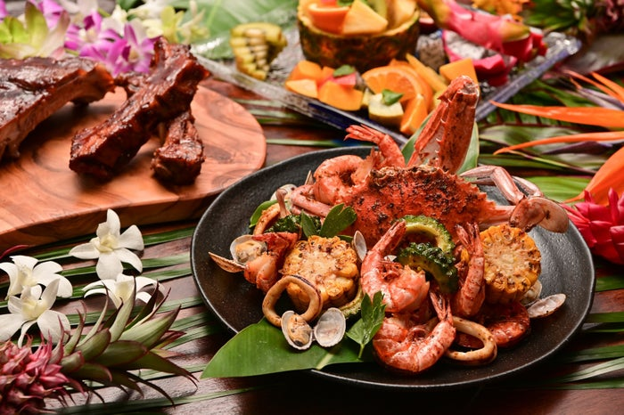 ビュッフェレストラン/画像提供:星野リゾート