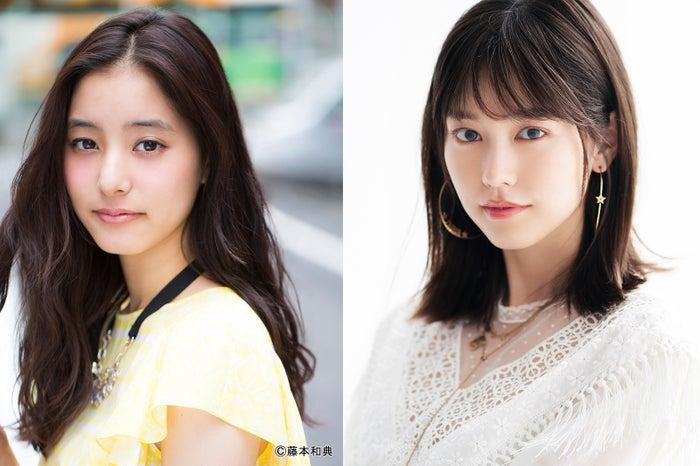 (左から)新木優子(C)藤本和典、桐谷美玲/提供写真