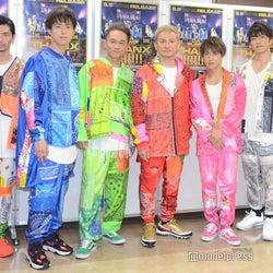 DA PUMP、約17年ぶり武道館ライブで新曲初披露「いいね」の次は「バィ~~ン」