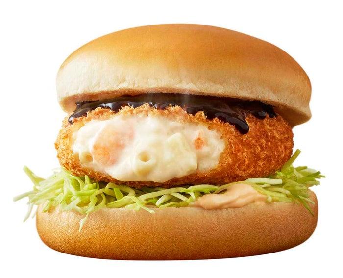 マクドナルド、グラコロに「熟グラコロ」仲間入り 朝マックでも注文可能に/画像提供:日本マクドナルド