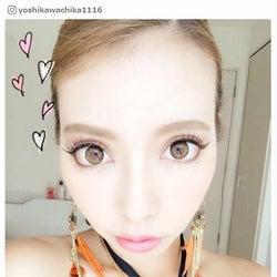 整形公表の双子モデル・吉川ちか、手術前の胸中告白「こわい」