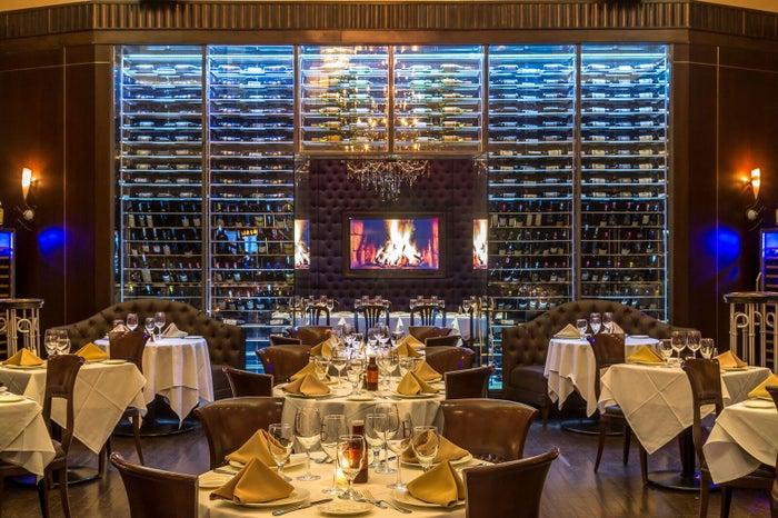 ニューヨークEmpire Steak House/画像提供:株式会社TFM