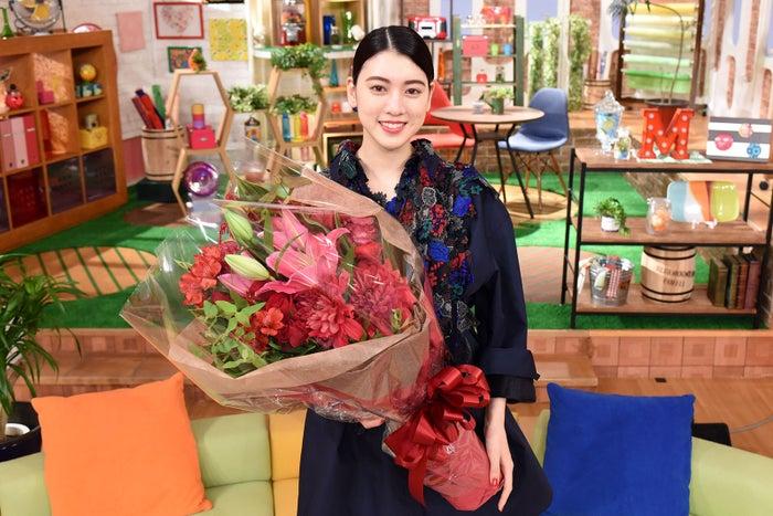 三吉彩花(写真提供:日本テレビ)