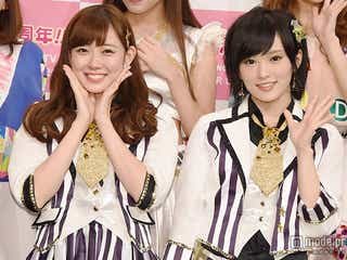 NMB48山本彩、卒業公演後の渡辺美優紀にメッセージ