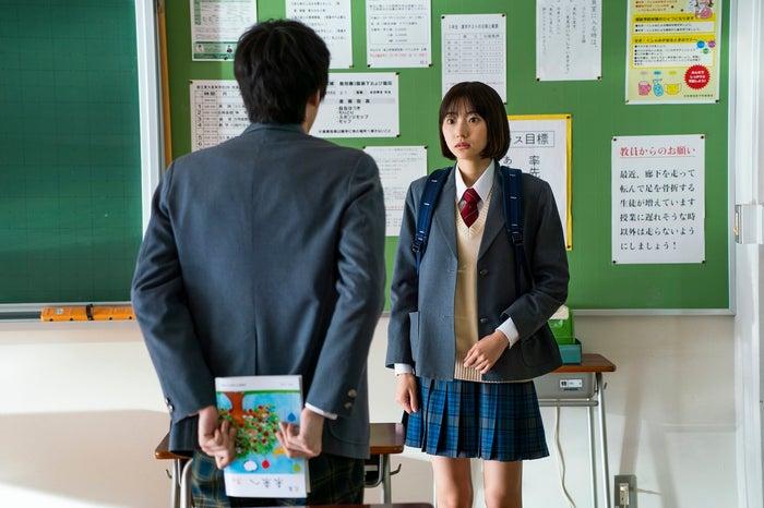 武田玲奈/「電影少女-VIDEO GIRL MAI 2019-」第1話より(C)『電影少女 2019』製作委員会