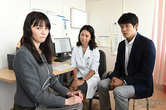 ドラマ『結婚式の前日に』第2話より(C)TBS