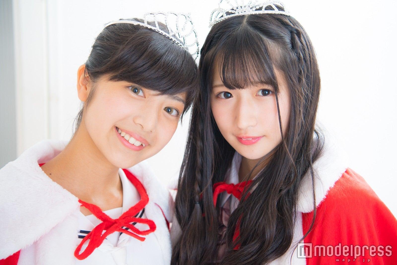吉田莉桜 左から)グランプリ・吉田莉桜(りおちょん)さん、準