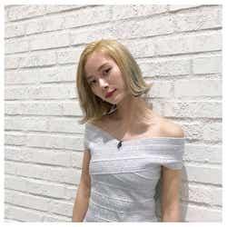 モデルプレス - 朝日奈央、人生初の金髪に イメチェンの理由は?