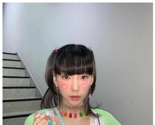"""少女時代・テヨン、韓国でも人気沸騰中「いぬのおまわりさん」""""ののかちゃん""""ものまね披露で話題"""
