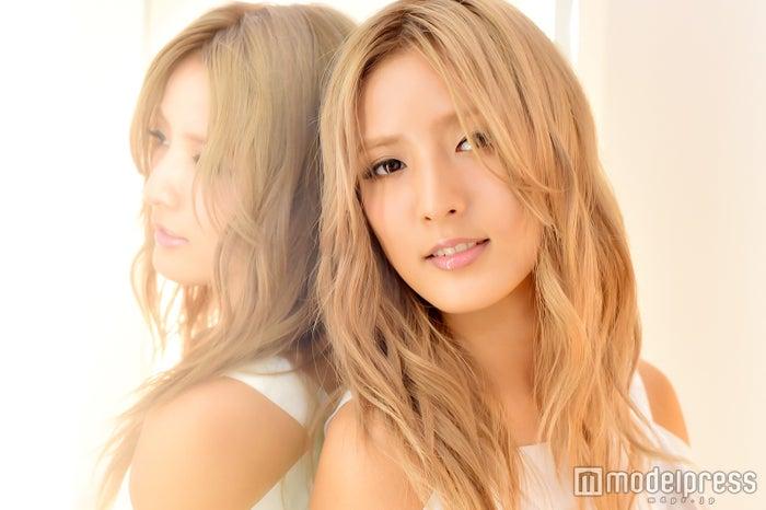 モデルプレスのインタビューに応じた藤井萩花(C)モデルプレス