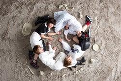 ポタリ、新曲「途切れた呼吸」MV解禁&新ビジュアル解禁
