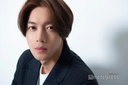 モデルプレスのインタビューに応じたキム・ヒョンジュン(C)モデルプレス