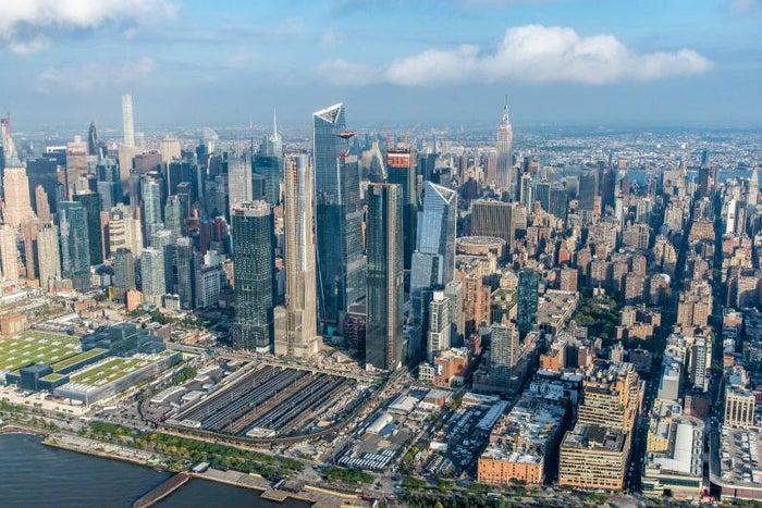 アメリカNYに新名所「ハドソンヤード」がオープン/画像提供:ニューヨーク市観光局