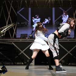 「SKE48 リクエストアワー セットリストベスト100 2018 ~メンバーの数だけ神曲はある~」15日昼公演より(C)AKS