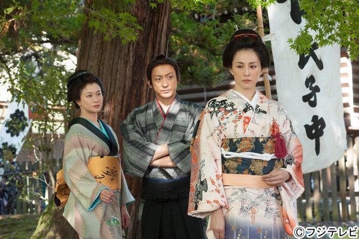 夏川結衣、山本耕史、米倉涼子/松本清張スペシャル『かげろう絵図』場面カット