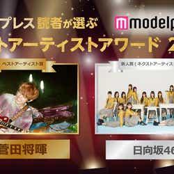 ベストアーティスト賞を菅田将暉、新人賞(ネクストアーティスト賞)を日向坂46が受賞