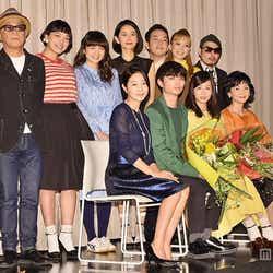 映画『さよなら歌舞伎町』初日舞台挨拶