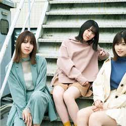 モデルプレス - 櫻坂46小林由依・渡邉理佐・森田ひかる、新たなスタートへの心境語る