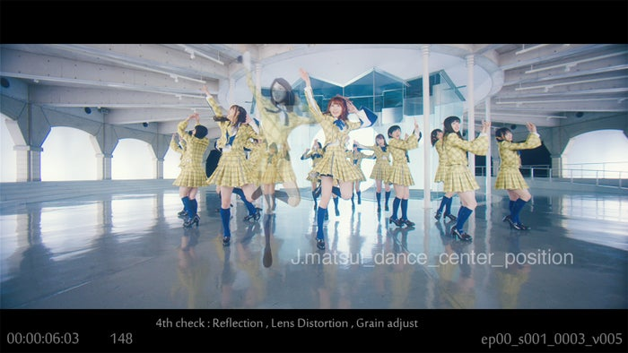 AKB48「センチメンタルトレイン」MV製品版場面写真(C)AKS/キングレコード