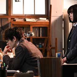 菅田将暉・永野芽郁/「3年A組 ―今から皆さんは、人質です―」第6話より(C)日本テレビ