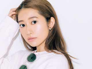 桜井玲香、春らしいピンクメイクで3変化