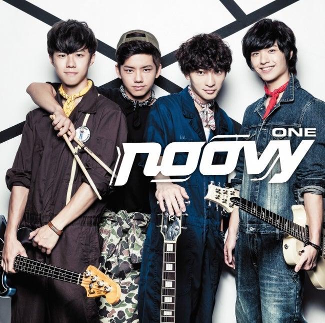 1st  Mini Album『ONE』/画像提供:所属事務所