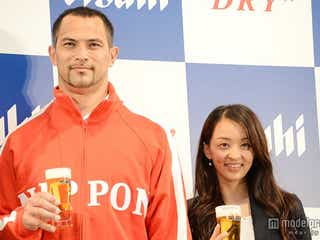 室伏広治、田中理恵ら東京五輪に向けて意気込みを語る