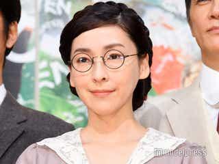 麻生久美子「新選組!」以来15年ぶり大河で阿部サダヲの妻役「笑わずにはいられない」<いだてん>