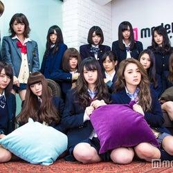 「女子高生ミスコン2016-2017」ファイナリスト/昨年12月にモデルプレスにて撮影(C)モデルプレス