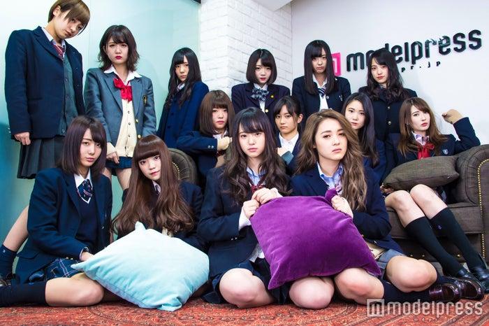 「女子高生ミスコン2016-2017」ファイナリスト (C)モデルプレス